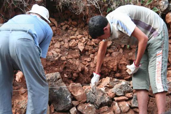 Refem marges de pedra seca