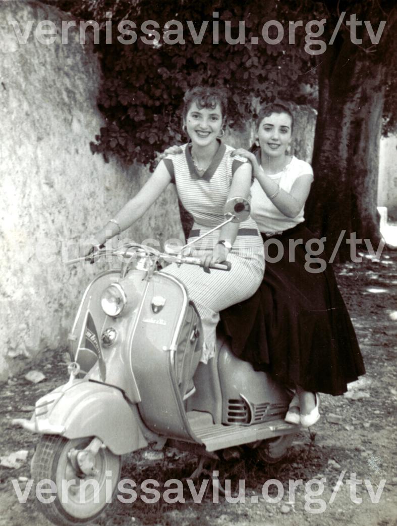 Al convent de Sant Jeroni per Sant Jaume (1956)